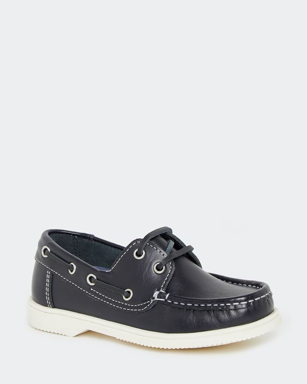Leather Loafers (Size 13-5)
