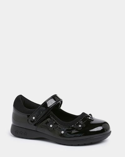 Back To School Wide Fit Mary Jane Shoe (Size 8-3) thumbnail