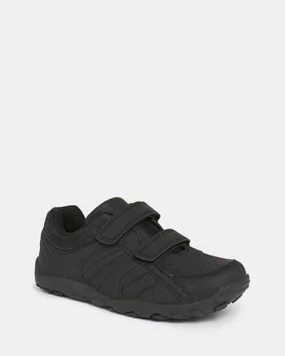Back To School Sporty Strap Shoe (Size 9-6)