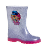 purple Shimmer And Shine Wellies