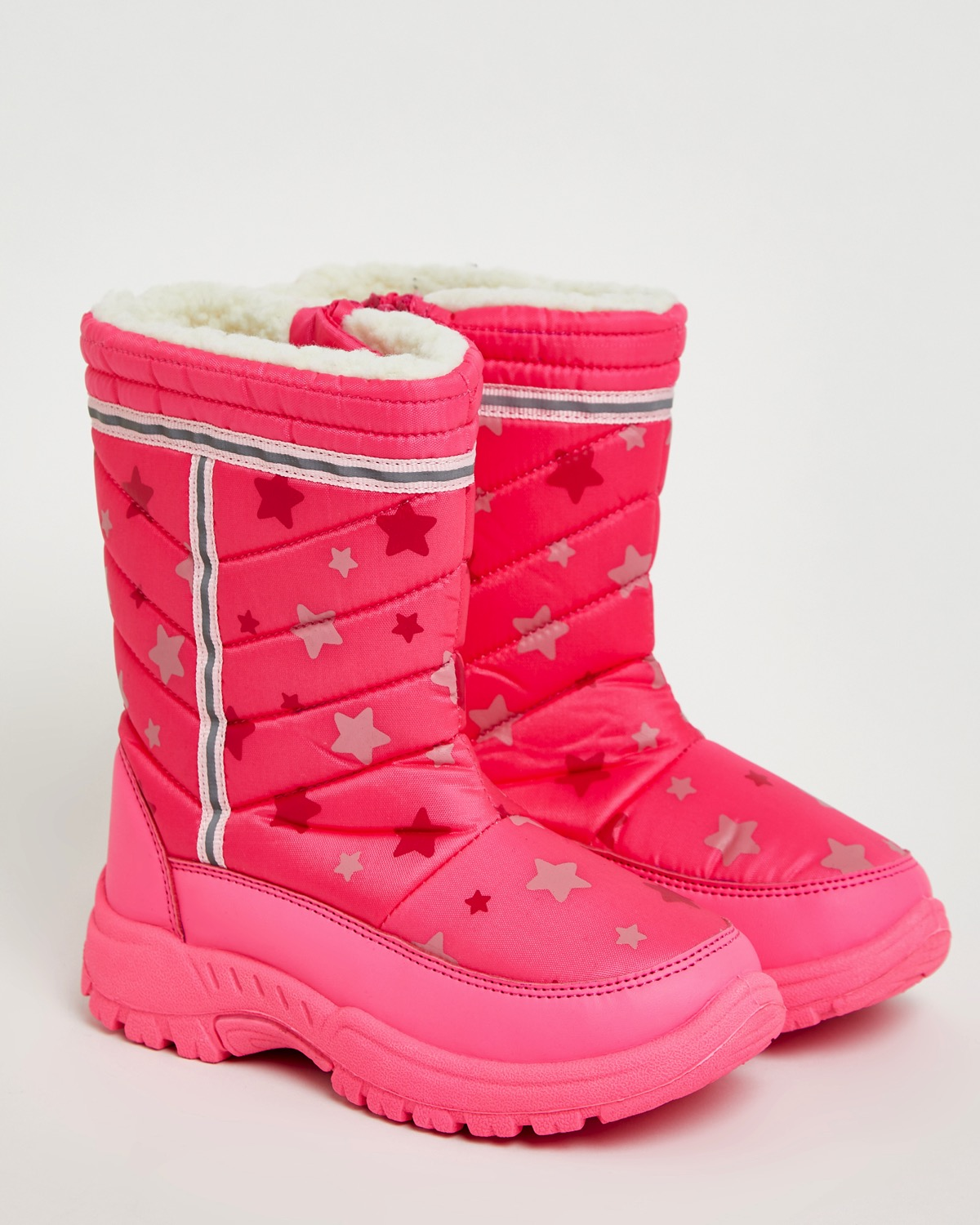 Dunnes Stores   Pink Girls Snow Boots