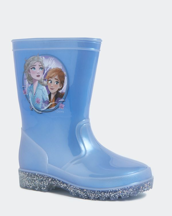 Frozen Wellies