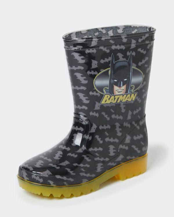 Batman Wellie (Size 8-2)