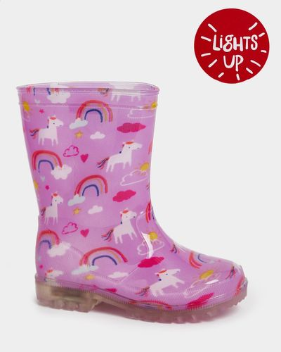 Light Up Wellie (Size 4-13) thumbnail