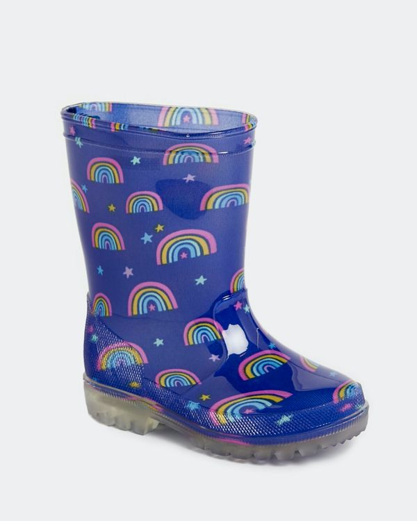 Light Up Wellie (Size 4-13)