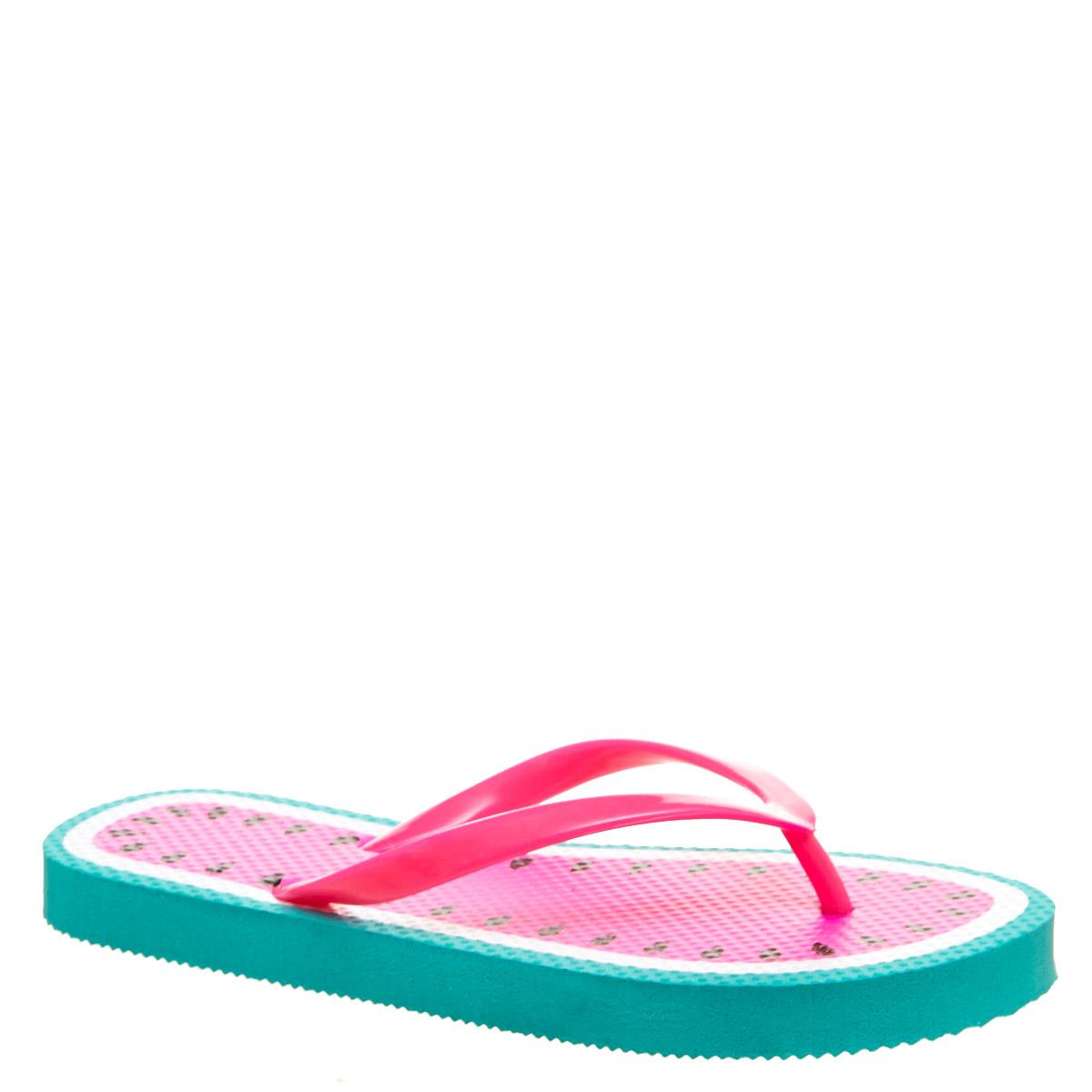 Dunnes Stores | Multi Print Flip Flops