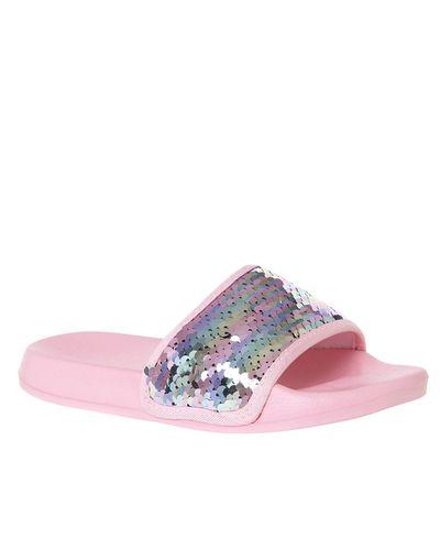 Girls Fashion Sliders