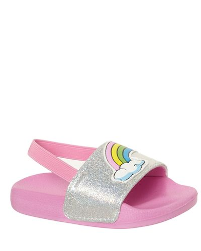 Baby Girl Pool Sliders
