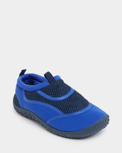 Boys Aqua Shoe (Size 9-5)