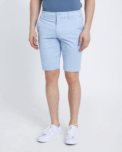 Slim Fit Stretch Chino Shorts