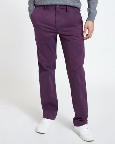 Regular Fit Premium Stretch Chinos thumbnail
