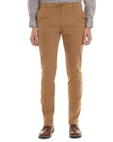 rust Peached Stretch Chino