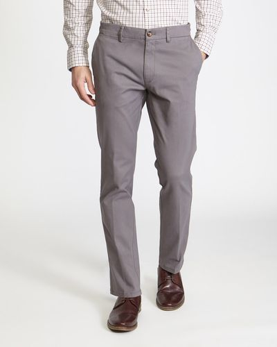 Regular Fit Smart Chinos