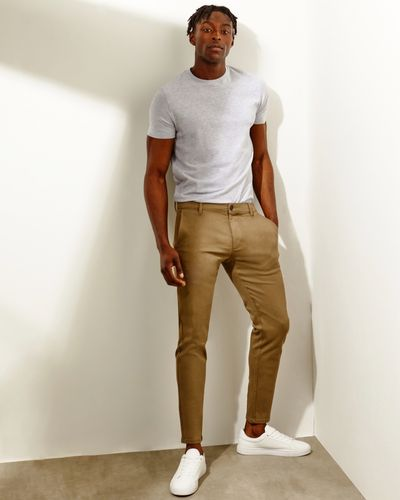 Tapered Fit Ultra Stretch Chino Trouser