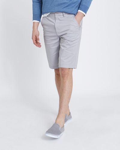 Active Waist Lightweight Stretch Chino Shorts thumbnail