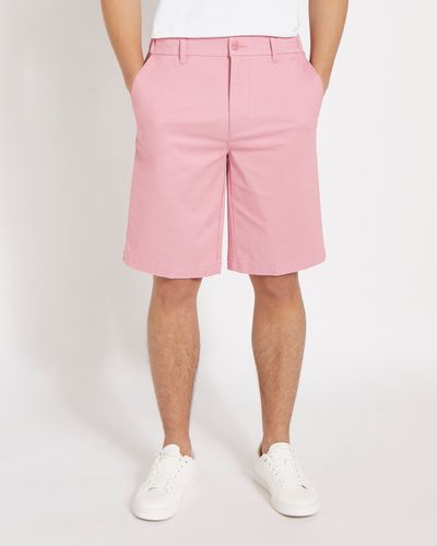 Active Waist Lightweight Stretch Chino Shorts