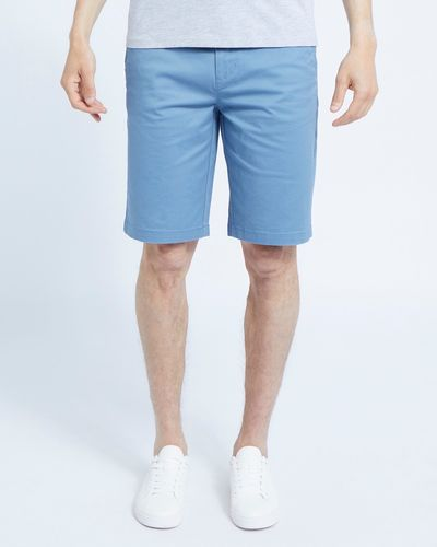 Regular Fit Stretch Chino Shorts thumbnail