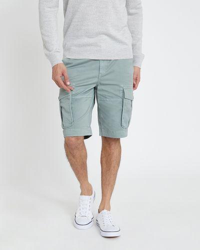 Cargo Stretch Shorts