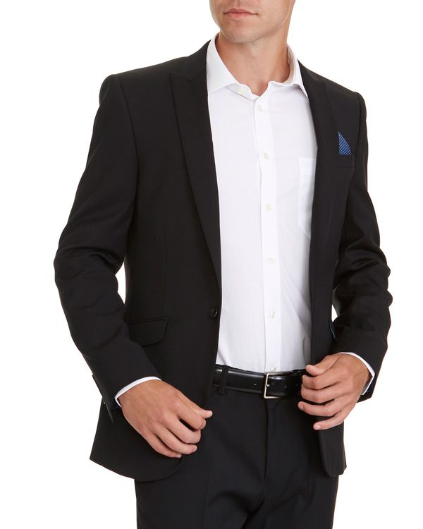 Slim Fit Suit Jacket