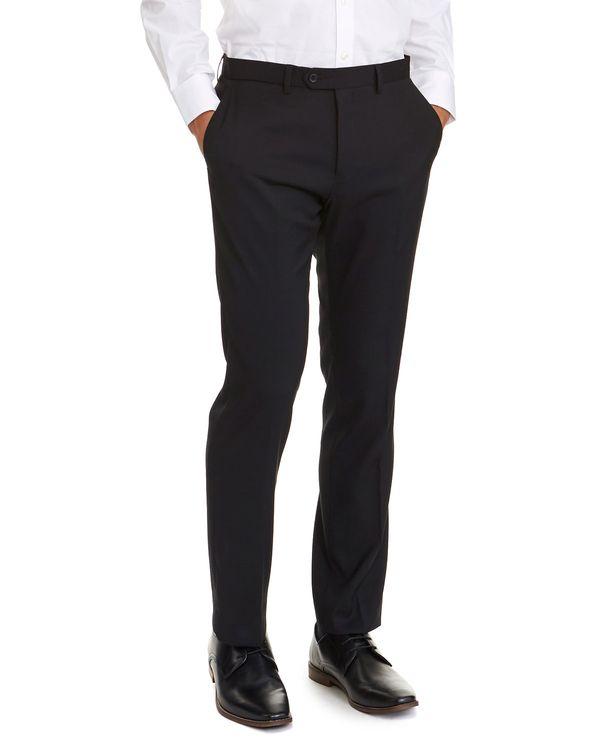 Slim Fit Suit Trousers