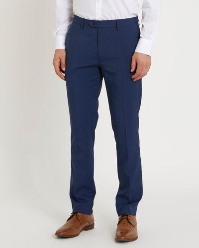 Navy Slim Trouser