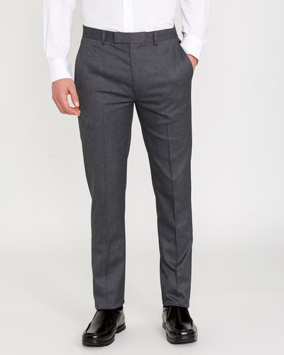 Teflon Skinny Fit Trousers