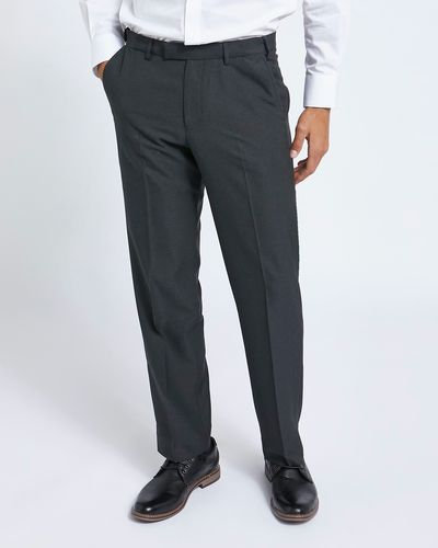 Regular Fit Active Waist Trousers