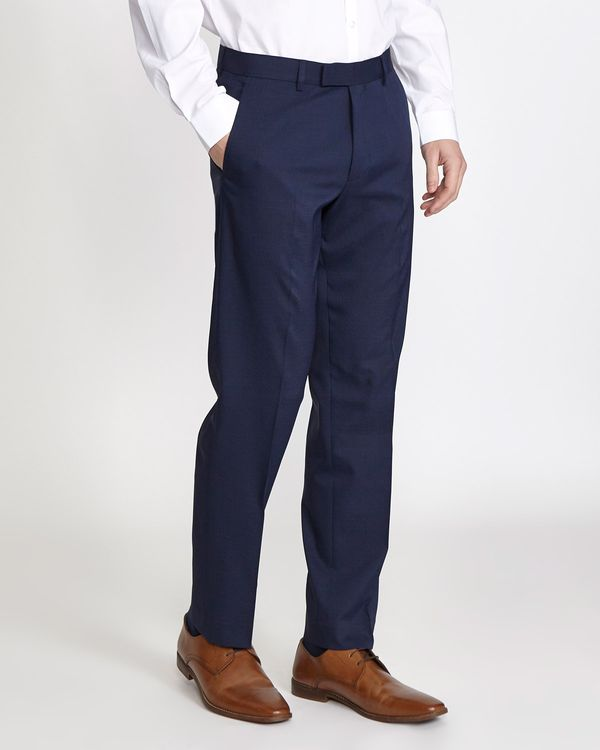 Regular Fit Stretch Trousers