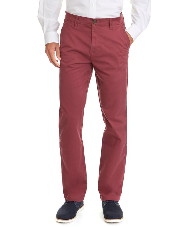 Regular Fit Stretch Chinos