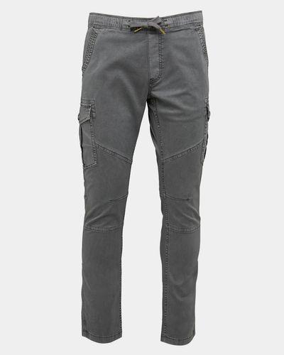 Slim Fit Cargo Stretch Pant