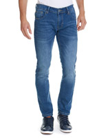 blue Slim Fit Fashion Denim Jeans