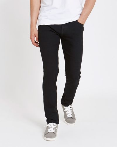 Skinny Fit Stretch Denim Jeans