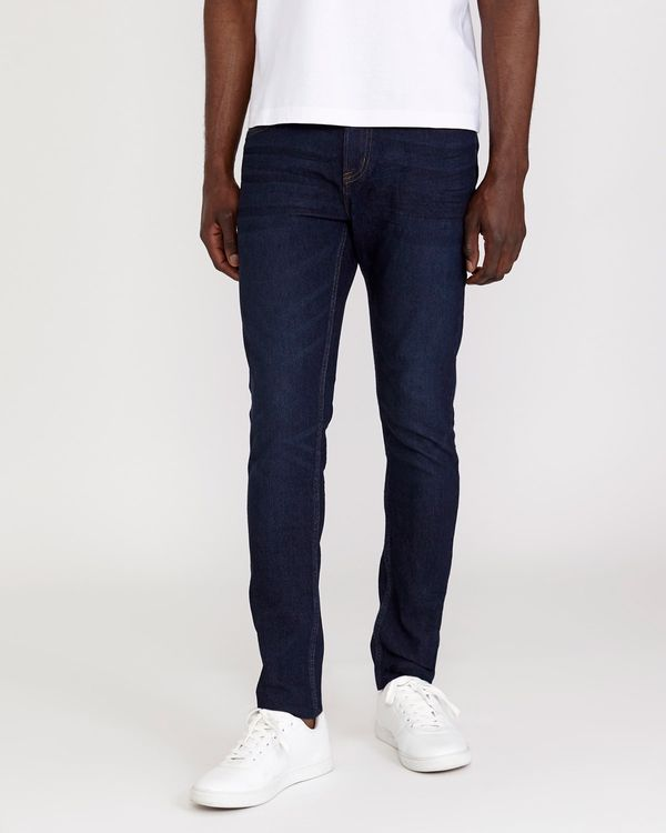 Skinny Fit Stretch Denim Jeans