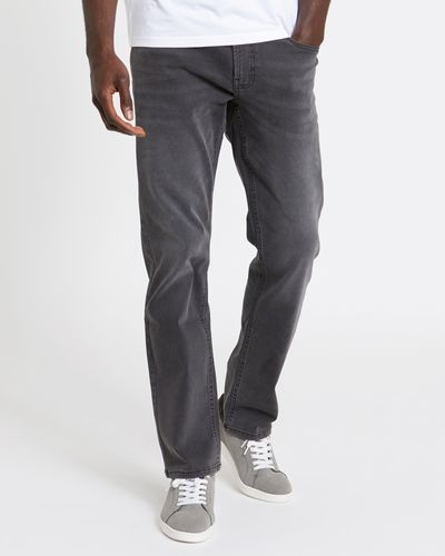 Ultra Stretch Straight Fit Jeans thumbnail