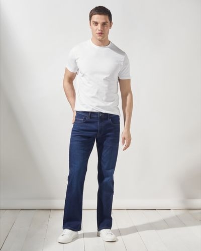 Ultra Stretch Bootcut Jeans