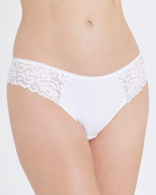 Cotton Lace Brazilian