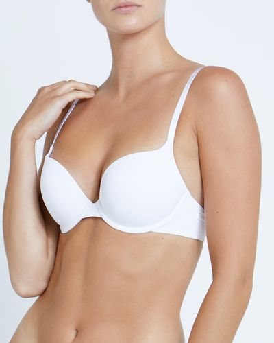 Push Up Plunge T-Shirt Bra