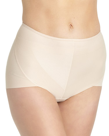 nude Medium Control No VPL Knickers