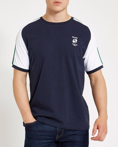 S-Sl Strecth Rugby Tee