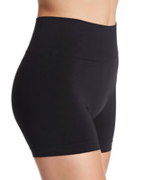 black Seamfree Shorts - Medium Control