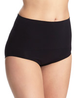 black Tummy Shaper - Firm Control