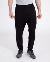 black Tricot Joggers