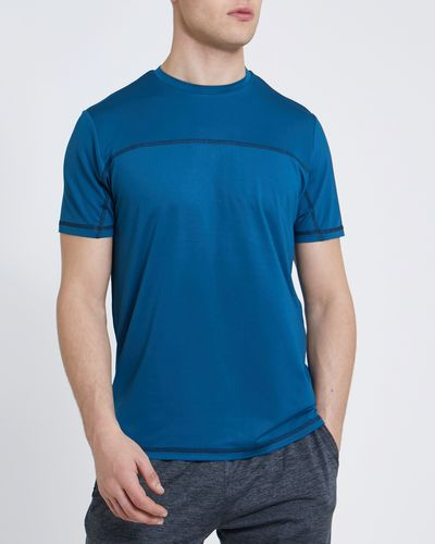 Sports Jacquard T-Shirt
