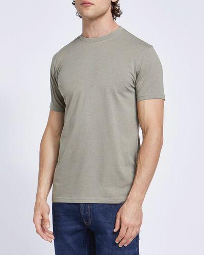 Slim Fit Crew Neck Stretch T-Shirt thumbnail