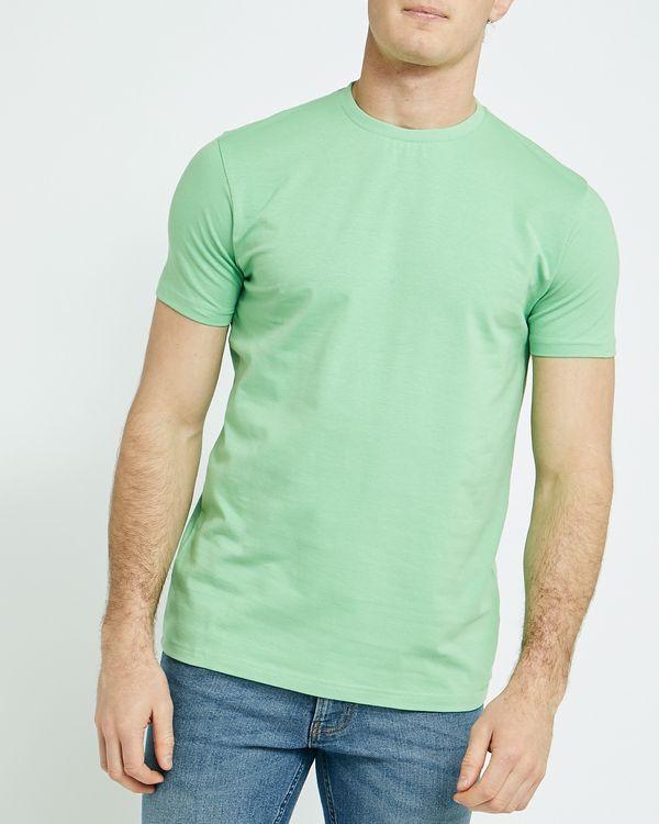 Stretch Slim-Fit Crew-Neck T-Shirt