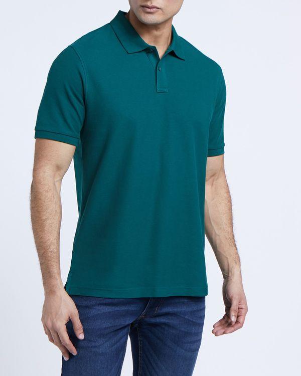Men's Pique Polo