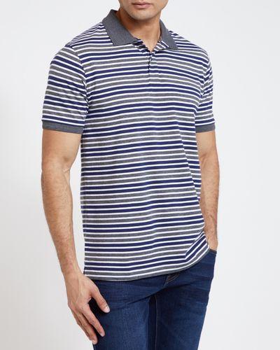 Regular Fit Striped Polo thumbnail