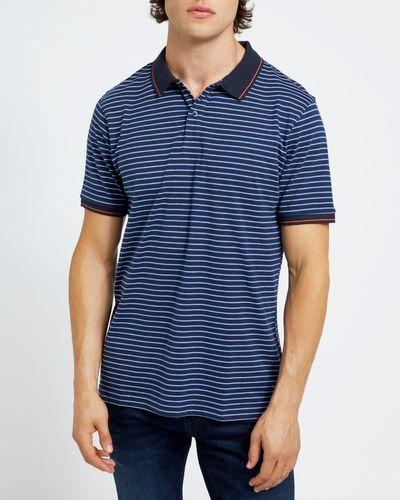 Regular Fit New Stripe Polo thumbnail