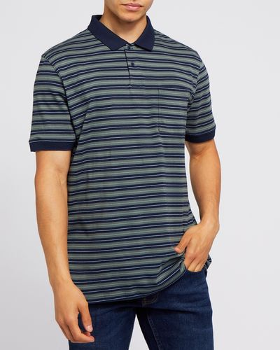 Regular Fit Striped Polo thumbnail