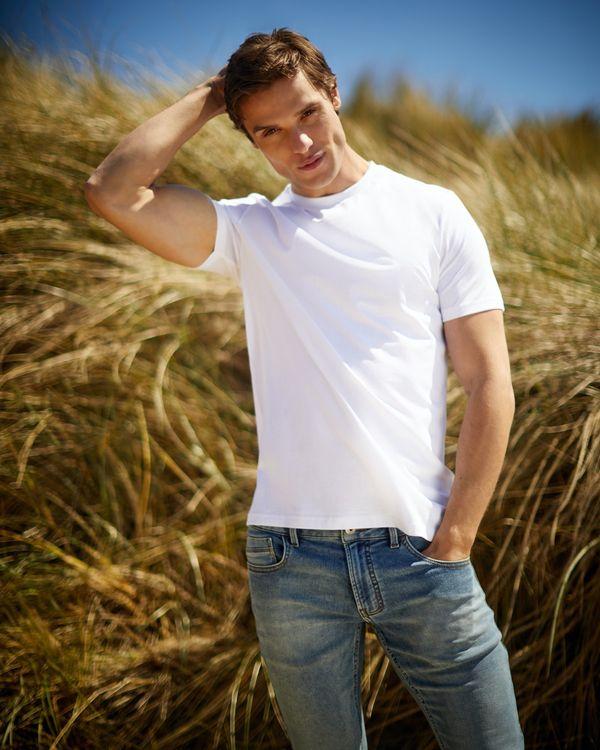 Regular Fit Crew-Neck T-Shirt